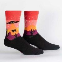 Skarpety męskie Sock It To Me Area 51 MEF0414