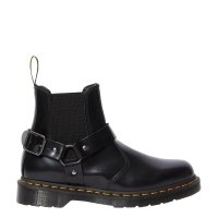 Sztyblety Dr. Martens WINCOX Black Polished Smooth 23866001