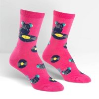 Skarpety damskie Sock It To Me Cat Scratch W0086