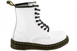Buty Dr. Martens 1460 W White Smooth 11821100