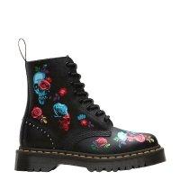 Buty Dr. Martens 1460 PASCAL BEX Black + Multi Rose Fantasy 24424001