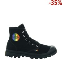 Buty Palladium PAMPA PRIDE Black Rainbow 76521054