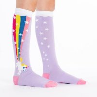 Skarpety dziecięce Sock It To Me Rainbow Blast JK0030