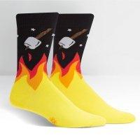 Skarpety męskie Sock It To Me S'more to Love MEF0336