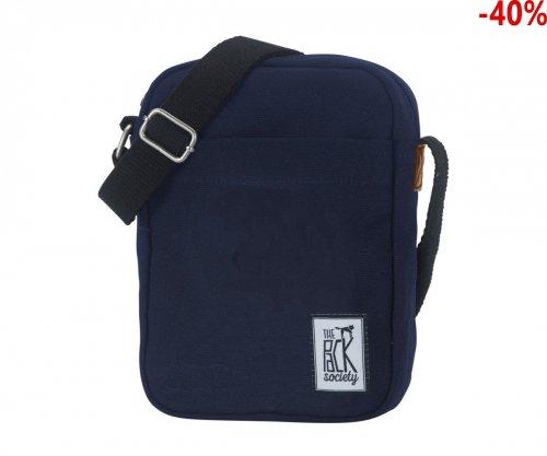 Saszetka The Pack Society SHOULDERBAG SOLID MIDNIGHT BLUE SMALL 999CLA751.26
