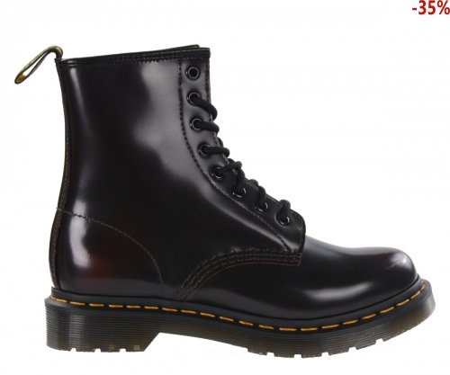 Buty Dr. Martens 1460 Cherry Red Arcadia 13661601