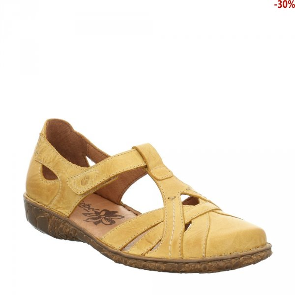 Sandały Josef Seibel ROSALIE 29 Capri Gelb 7652995800
