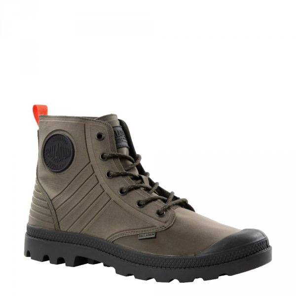 Trapery Palladium PAMPA AMPHIBIAN Olive Night Firecracker 75988-335-M