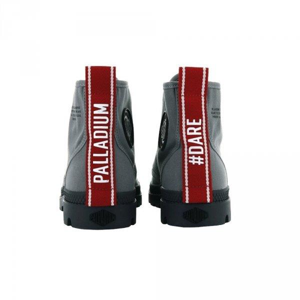 Buty Palladium PAMPA HI DARE Titanium 76258011