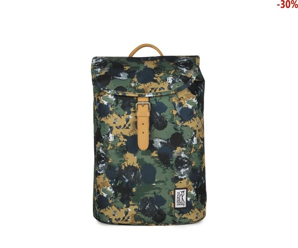Plecak The Pack Society SMALL BACKPACK GREEN CAMO 181CPR700.74
