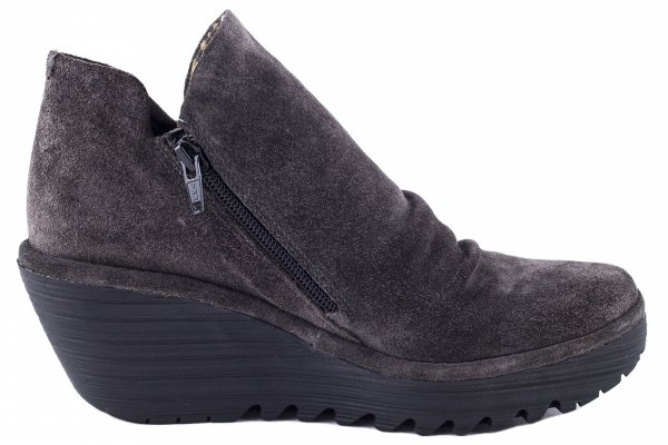 Botki Fly London YIP Diesel Oil Suede