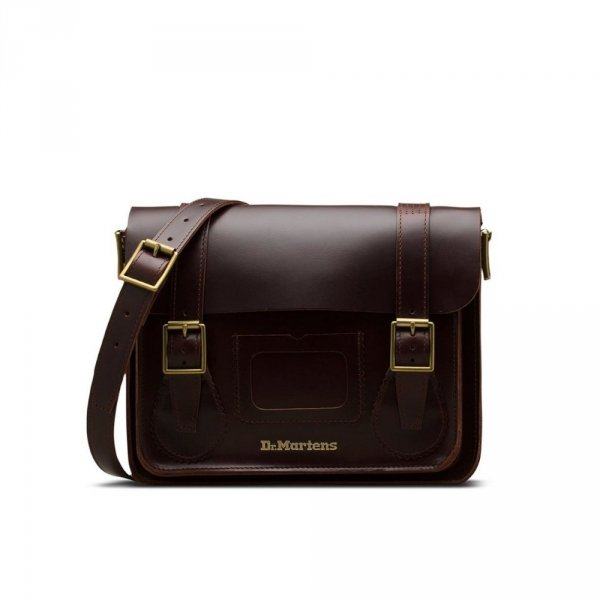 Tornister Dr. Martens LEATHER SATCHEL Charro Brando AB097230