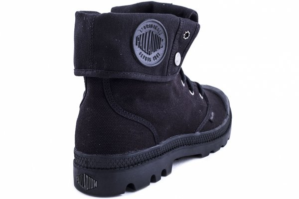 Buty Palladium BAGGY Black-Black 02353060