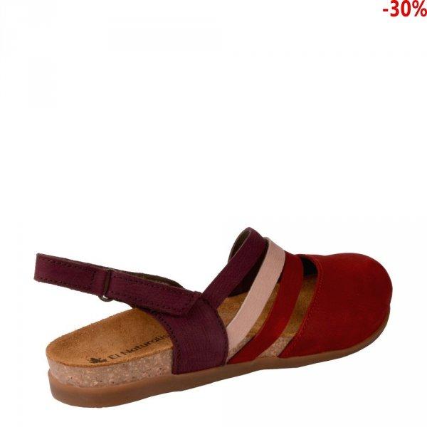 Sandały El Naturalista ZUMAIA NF45 Tibet Mixed Multi Leather