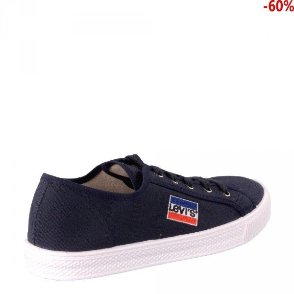 Tenisówki Levi's MALIBU SPORTWEAR Navy Blue 22871873317