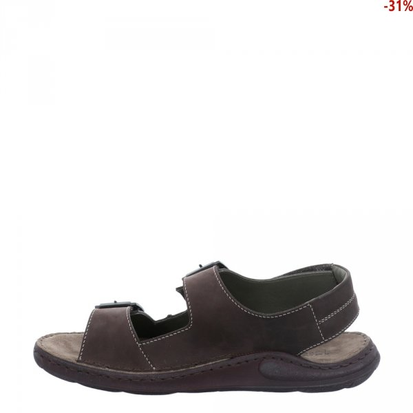 Sandały Josef Seibel MAVERICK 07 Mocca 2710766380