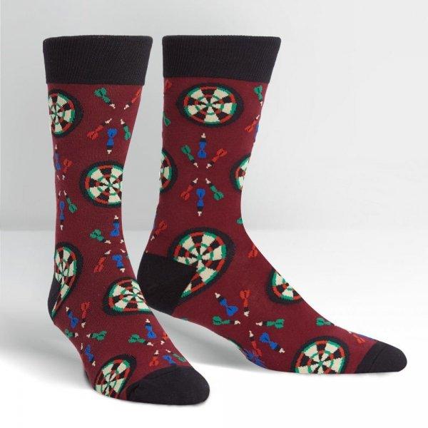 Skarpety męskie Sock It To Me Who Darted? MEF0316
