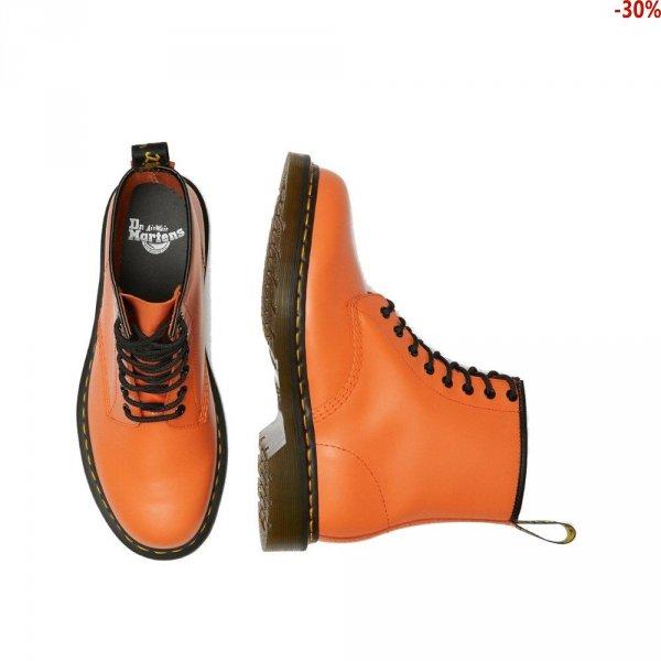 Buty Dr. Martens 1460 Orange Smooth 25714659