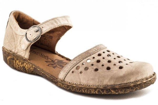 Sandały Josef Seibel ROSALIE 19 Creme Capri 7951995230