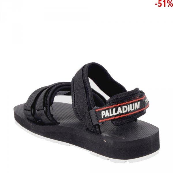 Sandały Palladium OUTDOORSY BLACK SALSA 75652017