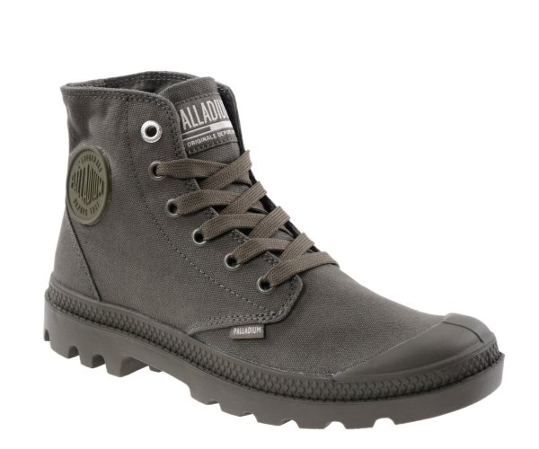 Buty Palladium MONOCHROME Olive Night 73089325