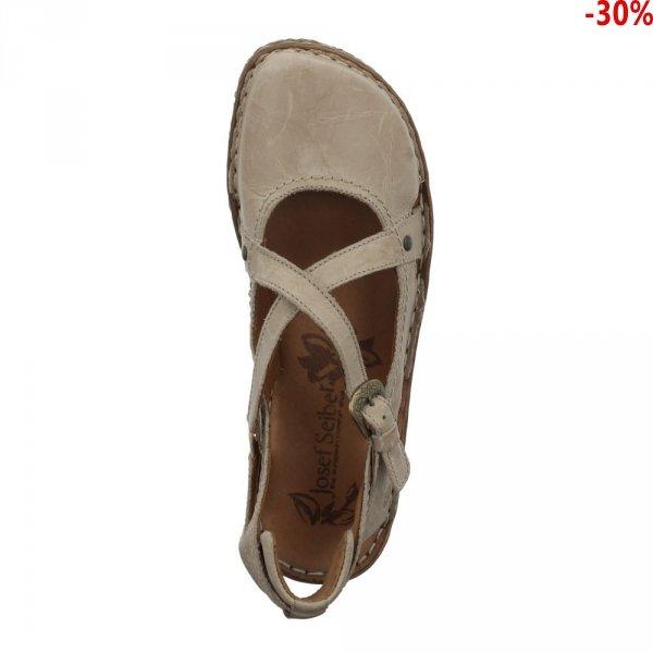 Sandały Josef Seibel ROSALIE 13 Creme Capri 7951395230