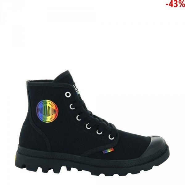 Buty Palladium PAMPA PRIDE Black Rainbow 76521054