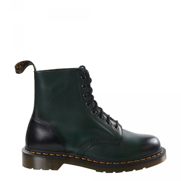 Buty Dr. Martens 1460 PASCAL Green Antique Temperley 23986300