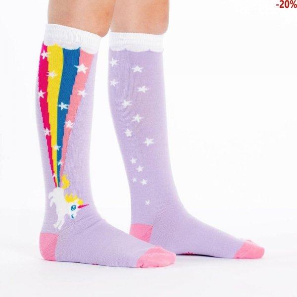 Skarpety dziecięce Sock It To Me Rainbow Blast JK0030