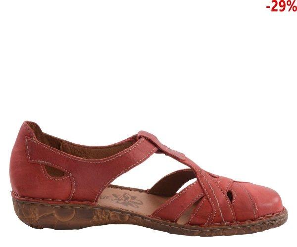 Sandały Josef Seibel ROSALIE 29 Hibiscus Capri 7952995450