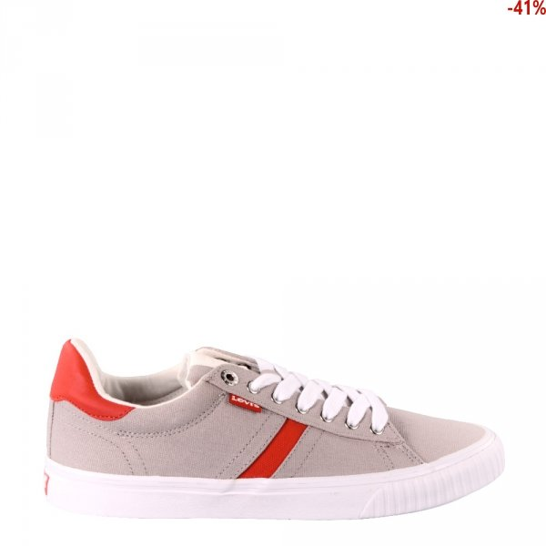 Sneakersy Levi's SKINNER Regular Gray 22783373355