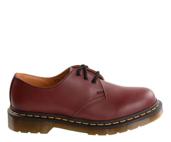 Półbuty Dr. Martens 1461 Cherry Red Smooth 11838600