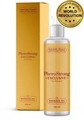 Olejek-PheroStrong Exclusive dla kobiet olejek do masażu 100 ml