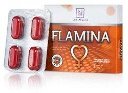FLAMINA 4tab mocne na libido dla kobiet 01.2020