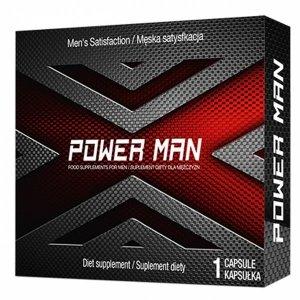 PowerMan 1kaps siła erekcji
