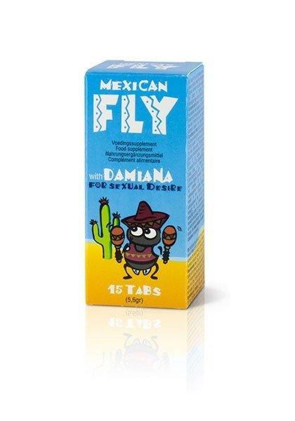 Meksykańskie krople miłości -Mexican Fly