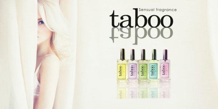Feromony-TABOO ESPIEGLE FOR HER NEW 50 ml