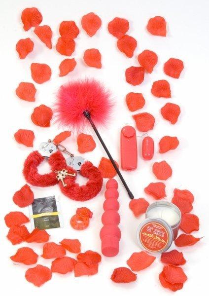 Zestaw-RED ROMANCE GIFT SET
