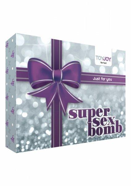 Zestaw-SUPER SEX BOMB PURPLE