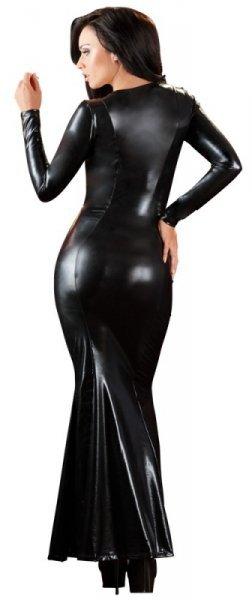Długa sukienka M