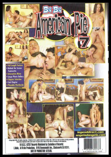 DVD-BI BI AMERICAN PIE 7