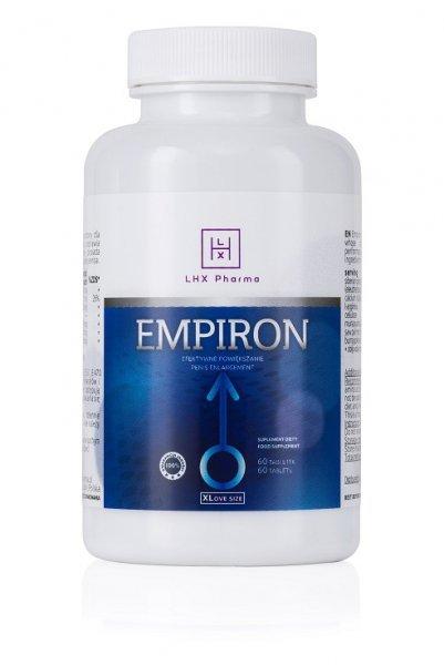 EMPIRON nowoczesny suplement na powiększenie penisa 05.2020