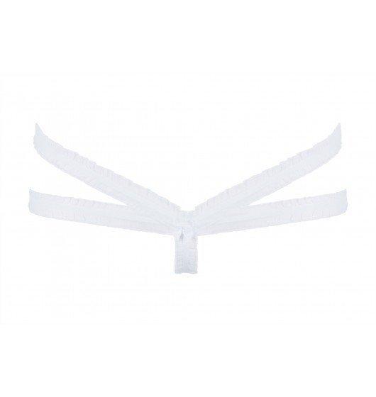 Light Up stringi białe XL