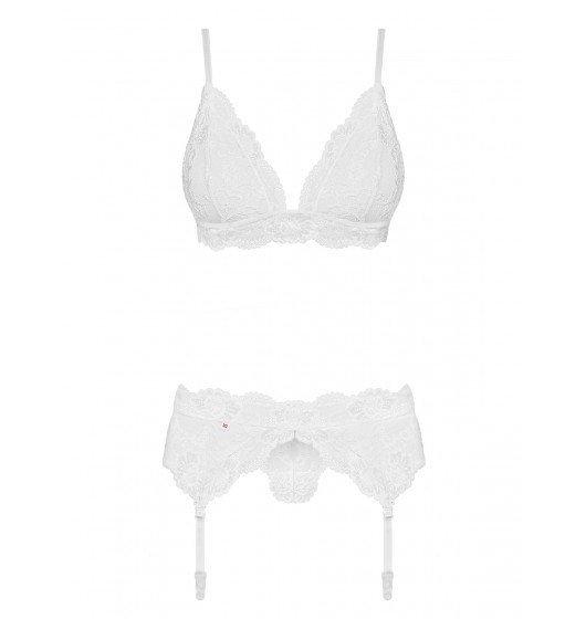 810-SEG komplet biały L/XL