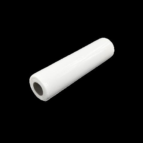 Rolle Folienpapier 40 Blatt WEIß