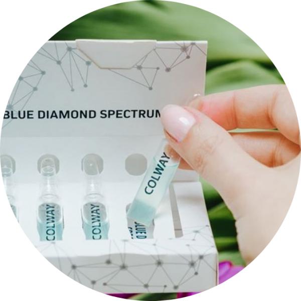 Ampułki Blue Diamond Spectrum