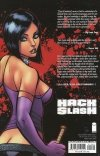 HACK SLASH SON OF SAMHAIN VOL 01 SC