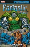 FANTASTIC FOUR EPIC COLLECTION TP NAME IS DOOM (Oferta ekspozycyjna)