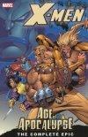 X-MEN COMPLETE AGE OF APOCALYPSE EPIC TP BOOK 01 (Oferta ekspozycyjna)