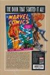 MARVEL COMICS 1 HC 80TH ANNIVERSARY EDITION (Oferta ekspozycyjna)